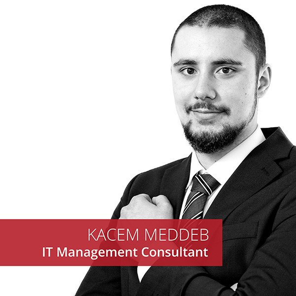 Kacem Meddeb IT Management Consultant Bee4IT