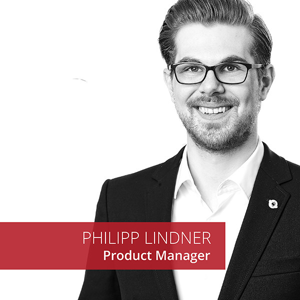 Philipp Lindner Business Portrait Product Manager Bee4IT Clausmark GmbH