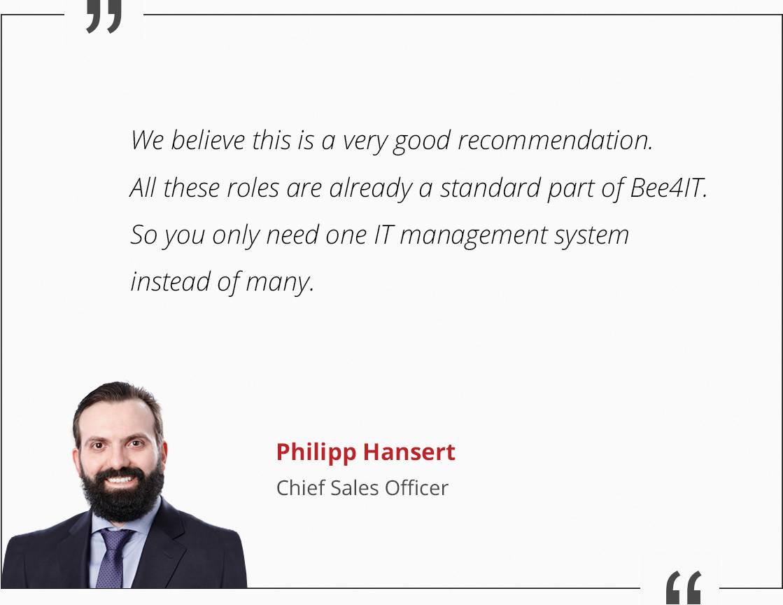 Phillip Hansert Reference