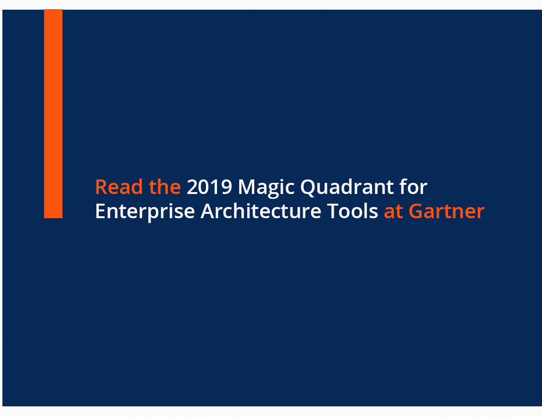 Enterprise Architecture Tools at Gartner