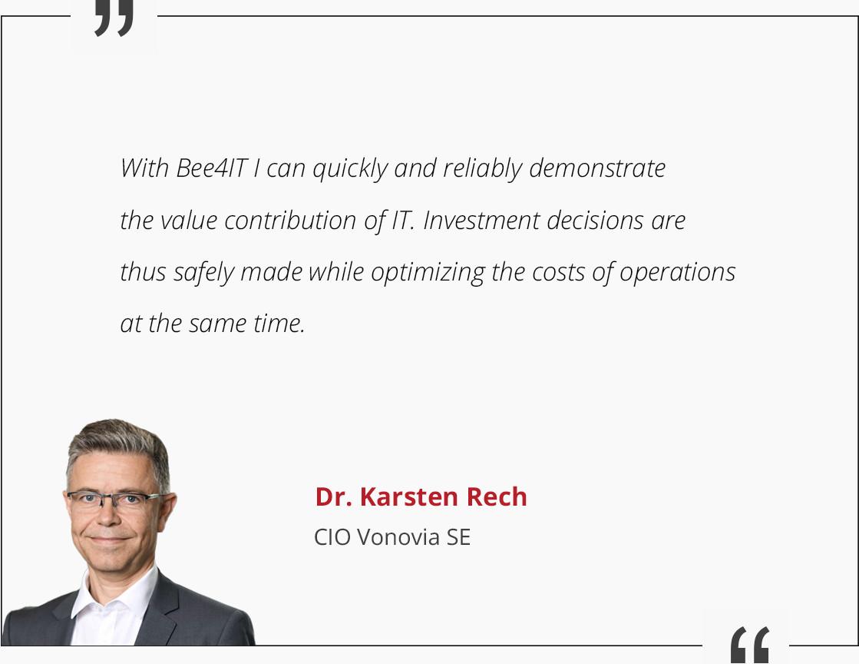 Dr. Karsten Rech Reference