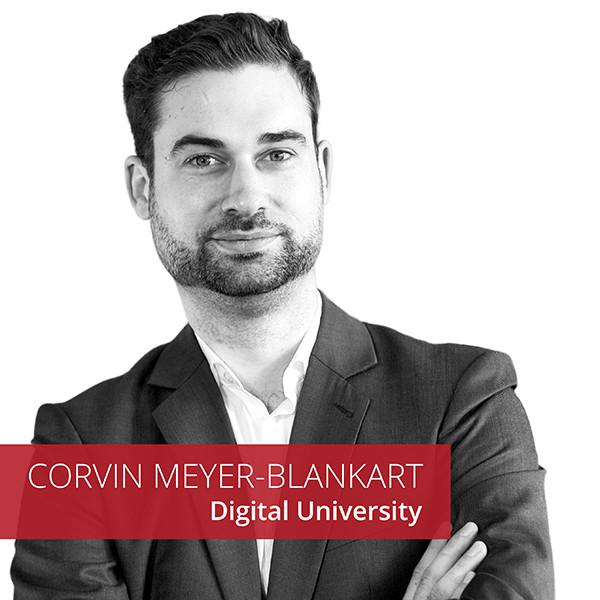 Corvin Meyer-Blankart Digital University Clausmark