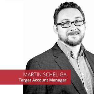 Martin Scheliga IT Management Consultant