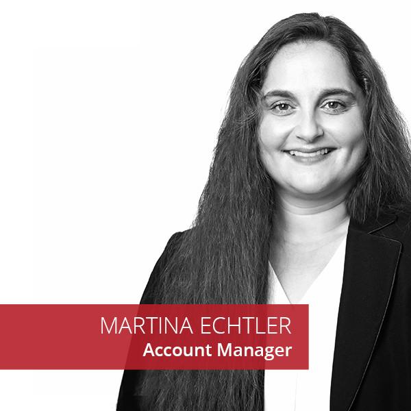 Martina Echtler Account Manager