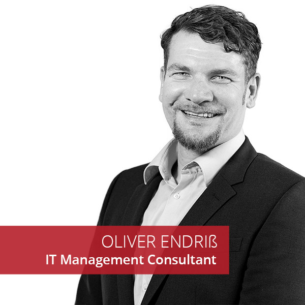 Oliver Endriss Clausmark IT Management Consultant Bee4IT