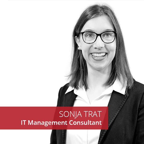 Sonja Trat IT Management Consultant