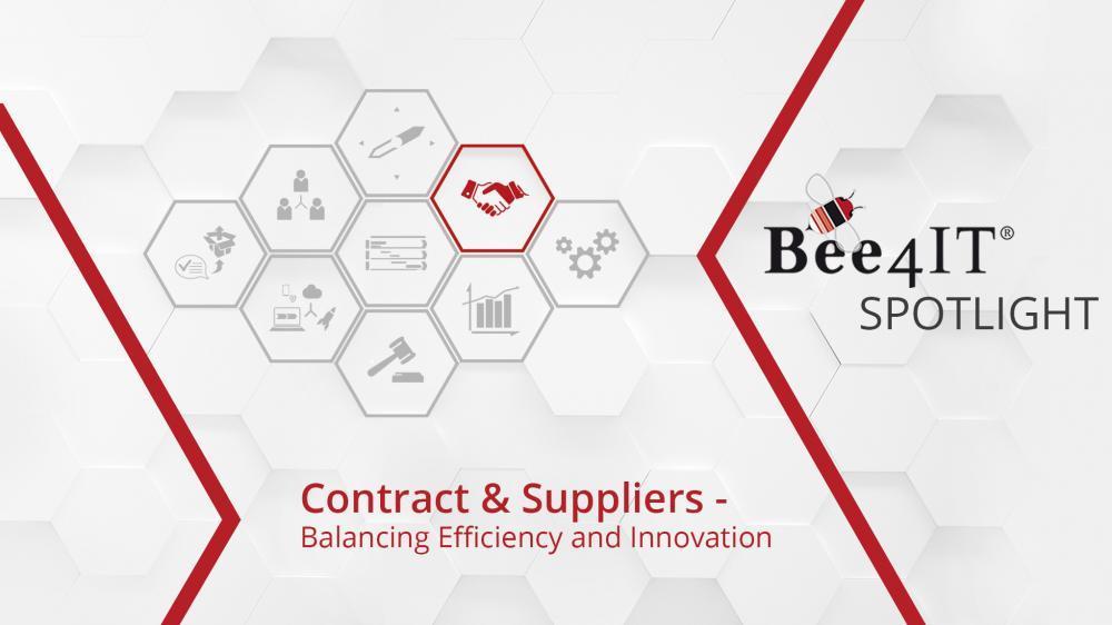 Spotlight Contract&Suppliers – Header