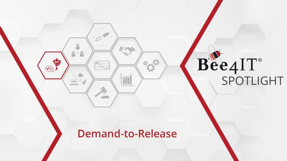 Spotlight Demand-to-Release – Header