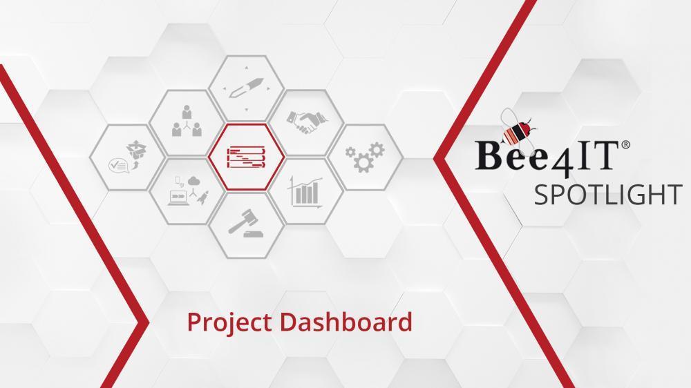 Spotlight Project Dashboard – Header