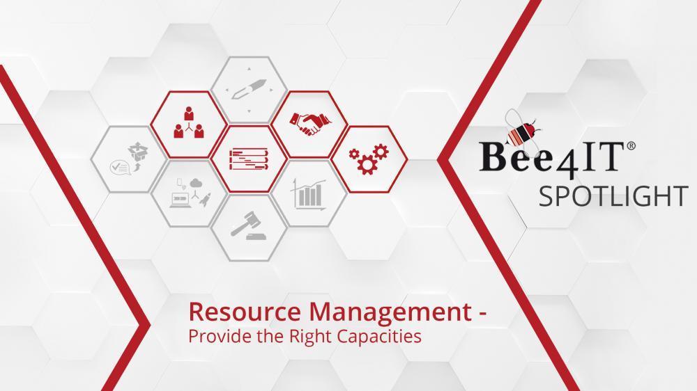 Spotlight Resource Management – Header