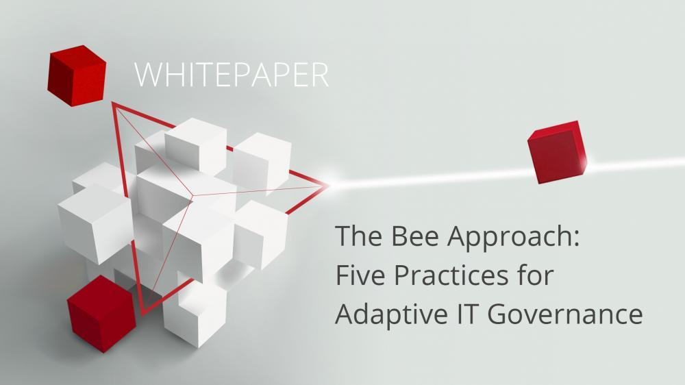 Whitepaper – The Bee Approach – Five Practices – Header