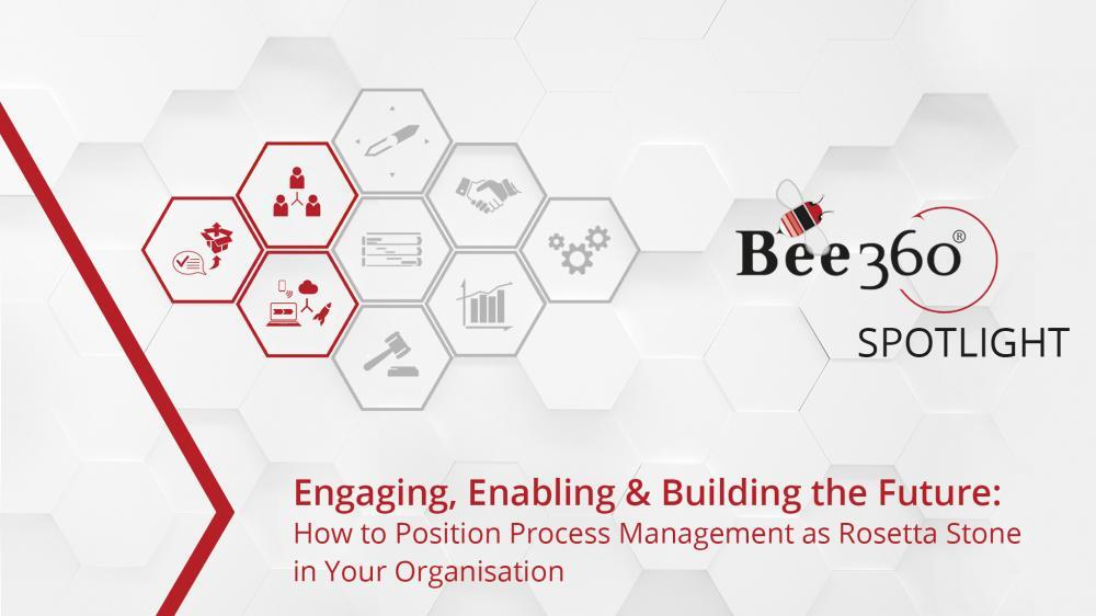 Bee360 Spotlight Header- Engaging, Enabling and Building The Future