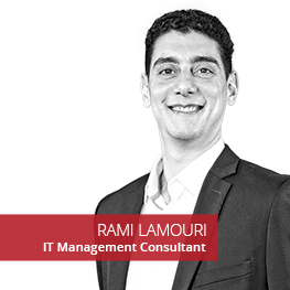 Rami Lamouri_IT Manager Consultant_Bee360_263x263px