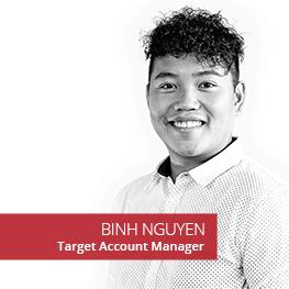 Binh Nguyen_Target Account Manager_Bee360_263x263