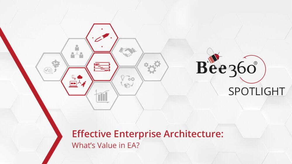 Bee360 – Effective Enterprise Architecture – Portfolioheader – 1110x625px