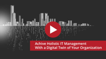 Achieve Holistic IT Management with a Digital Twin of Your Organisation_Bee360-WeBeenar_Newsbeitragsbild_1200x627