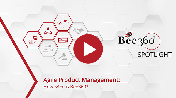 Bee360 - Spotlight - Agile Product Management - 600px